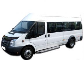 Motorháztető-védő FORD Transit 2006-2013