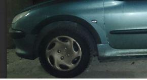 Müanyag kerékjárati PEUGEOT 206 5-ajtós 1998-2012