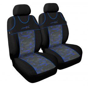 Üléshuzat Limited, kék, első 2db