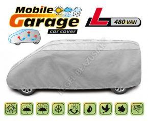 AUTÓHUZAT MOBILE GARAGE L480 van Volkswagen T6, HOSSZA 470-490 cm