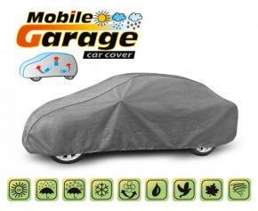 AUTÓHUZAT MOBILE GARAGE sedan Jaguar X-Type, HOSSZA 425-470 cm