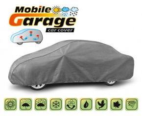 AUTÓHUZAT MOBILE GARAGE sedan Hyundai i40, HOSSZA 472-500 cm