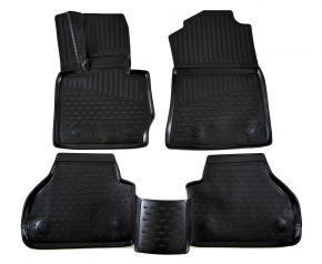 Autó gumiszőnyeg BMW 1 Series (E87) 2004-2011 4db