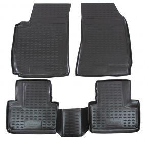 Autó gumiszőnyeg FIAT FREEMONT 2011-up 4 db