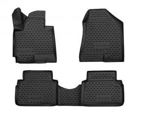 Autó gumiszőnyeg HYUNDAI ix35 2010-up, 4 db