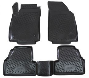 Autó gumiszőnyeg OPEL Mokka  MokkaX / Chevrolet Trax 2012-