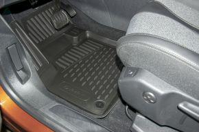 Autó gumiszőnyeg PEUGEOT 3008 2017-up, 4 db