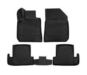 Autó gumiszőnyeg PEUGEOT 308 2014-up, 4 db