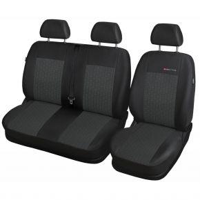 Autó üléshuzat, RENAULT MASTER II-III, 2+1