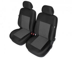 Autóhuzatok Hyundai i20 II 201 PERUN huzatok az első ülésekre grafitszürke