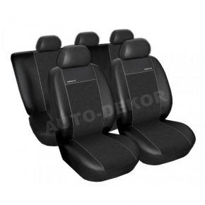 Univerzális üléshuzat PREMIUM fekete, A méret