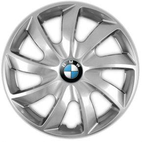"""Dísztárcsa BMW 17"""", QUAD szürke 4 db"""