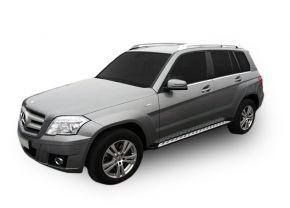 Oldalsó fellépők, Mercedes GLK OE Style 2009-