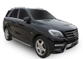 Oldalsó fellépők, Mercedes Benz ML W-166 OE Style 2012-