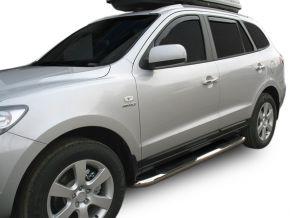 Rozsdamentes oldalsó keretek, Hyundai Santa Fe 2006-2012