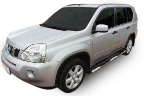 Rozsdamentes oldalsó keretek, Nissan X-Trail T31 2007-2013