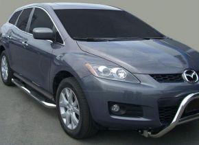 Rozsdamentes oldalsó keretek, Mazda CX-7 2007-up