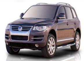 Rozsdamentes oldalsó keretek, Volkswagen Touareg 2002-2010