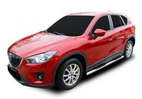 Rozsdamentes oldalsó keretek, Mazda CX-5 2012-2016