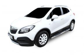 Rozsdamentes oldalsó keretek, Opel Mokka 2012-up