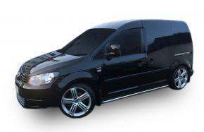 Rozsdamentes oldalsó keretek, Volkswagen Caddy 2003-2015, 60,3 mm