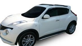 Rozsdamentes oldalsó keretek, Nissan Juke 2010-2014 / 2014-2019 60,3 mm