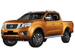 Rozsdamentes oldalsó keretek, Nissan Navara NP300 2016-up
