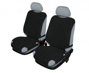 Autóhuzatok Nissan X-Trail III 2013-tól Pólós védőhuzatok SHIRT AIRBAG pólós huzatot az elülső ülésekre, fekete