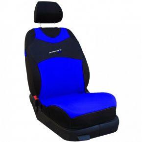 Üléshuzat Sport Line, kék, első 2db