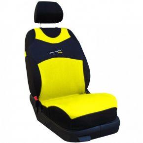 Üléshuzat Sport Line, sárga, első 2db