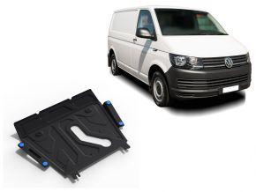 Acél motor- és sebváltóvédő-burkolat Volkswagen  T6 minden motorhoz illeszkedik 2015-