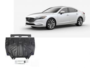Acél motor- és sebváltóvédő-burkolat Mazda 6 1,8; 2,0; 2,5 2015-