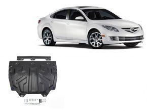 Acél motor- és sebváltóvédő-burkolat Mazda 6 1,8; 2,0; 2,5 2013-2015