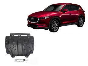 Acél motor- és sebváltóvédő-burkolat Mazda CX-5 2,0; 2,5; 2,2D 2017-