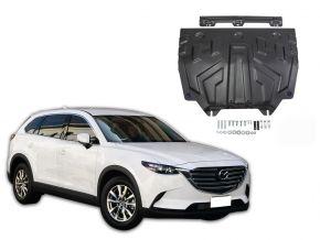 Acél motor- és sebváltóvédő-burkolat Mazda CX-9 2,5 2017-
