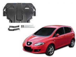 Acél motor- és sebváltóvédő-burkolat Seat Altea 1,6; 2,0TDI; 2,0TSI 2004-2015