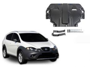 Acél motor- és sebváltóvédő-burkolat Seat Altea Freetrack 2,0 TSI 2004-2015