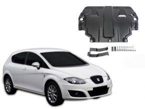 Acél motor- és sebváltóvédő-burkolat Seat Leon 1,6; 2,0TDI 2005-2013