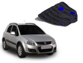 Acél motor- és sebváltóvédő-burkolat Suzuki SX4 1,6 2013-2016