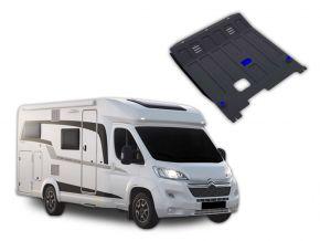 Acél motor- és sebváltóvédő-burkolat Citroen Jumper Caravan minden motorhoz illeszkedik 2014