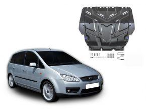 Acél motor- és sebváltóvédő-burkolat Ford  С-Max minden motorhoz illeszkedik 2003-2010