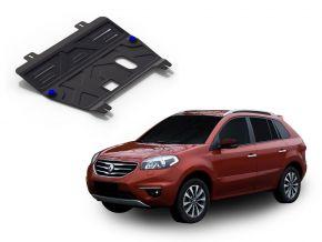 Acél motor- és sebváltóvédő-burkolat Renault Koleos 2,0; 2,5 2007-2013