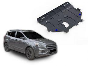 Acél motor- és sebváltóvédő-burkolat Ford Kuga 1,5 Ecoboost; 1,6; 2,5 2016