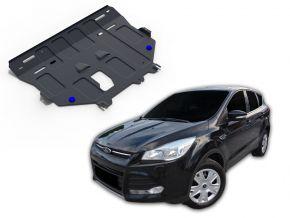 Acél motor- és sebváltóvédő-burkolat Ford Kuga 1,5 Ecoboost; 1,6; 2,5 2013-2016