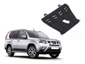 Acél motor- és sebváltóvédő-burkolat Nissan X-Trail T32 2,0; 2,5 2013-2015