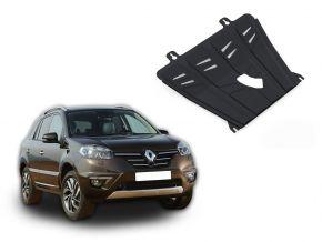 Acél motor- és sebváltóvédő-burkolat Renault Koleos 2,0; 2,5 2014-2017