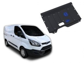 Acél motor- és sebváltóvédő-burkolat Ford Transit Custom 2,2  2013