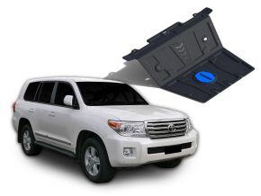 Acél motorvédő-burkolat Toyota Land Cruiser 150 / Prado 2,7; 4,0, 2017-