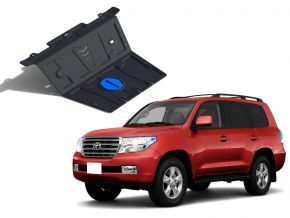 Acél motorvédő-burkolat Toyota Land Cruiser 150 / Prado 3,0TD;2,8TD 2,7; 4,0, 2009-2017