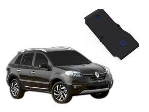 Acél differenciálmű-burkolat Renault Koleos 2,0; 2,5, 2007-2017